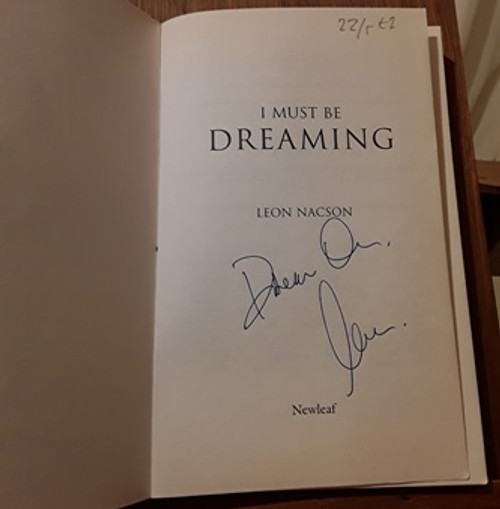Leon Nacson / I Must be Dreaming (Signed by the Author) (Paperback)