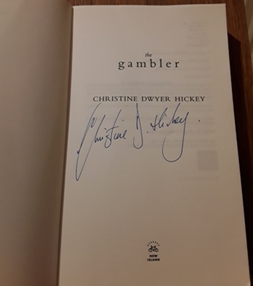 Christine Dwyer Hickey / The Gambler (Signed by the Author) (Paperback)