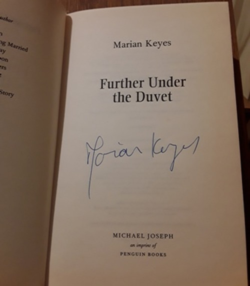 Marian Keyes / Further Under the Duvet (Signed by the Author) (Hardback)