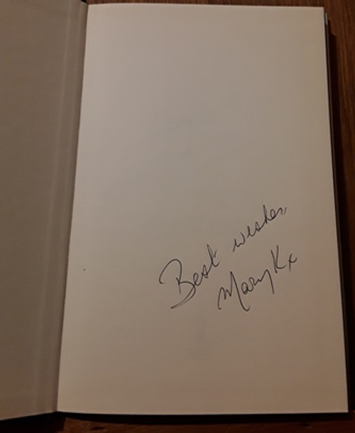 Mary Kennedy / Lines I Love (Signed by the Author) (Hardback)