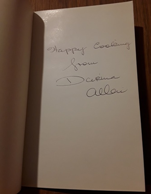 Darina Allen / The Festive Food of Ireland (Signed by the Author) (Medium Paperback)