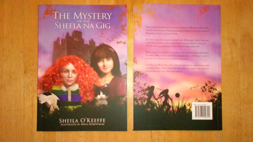 O'Keeffe, Sheila - The Mystery of the Sheela na Gig - PB BRAND NEW Signed - Castletownroche - Cork 2019