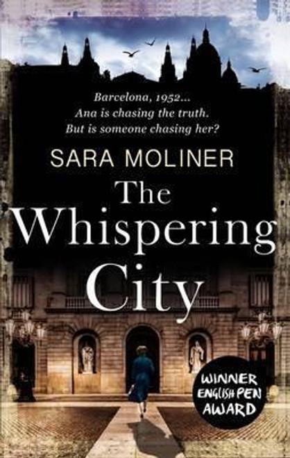 Moliner, Sara / The Whispering City