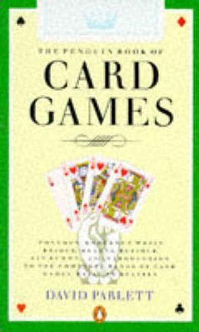 Parlett, David / The Penguin Book of Card Games