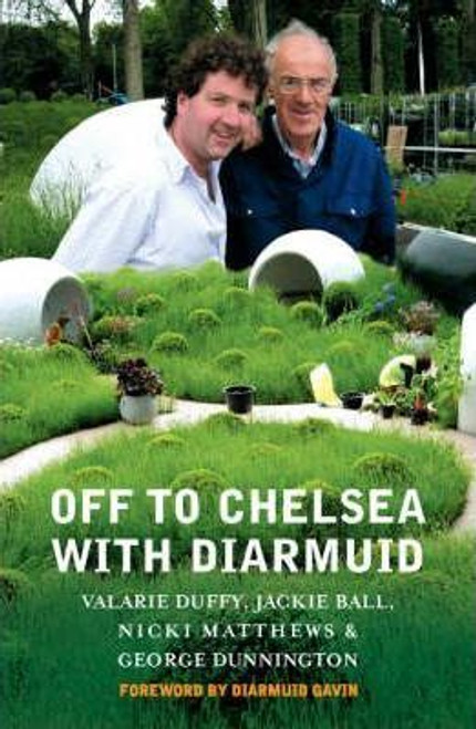 Ball, Jackie / Off to Chelsea with Diarmuid