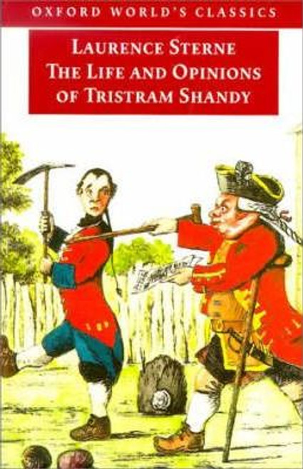 Sterne, Laurence / The Life and Opinions of Tristram Shandy