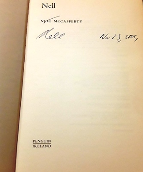 Nell McCafferty / Nell (Signed by the Author) (Large Hardback)