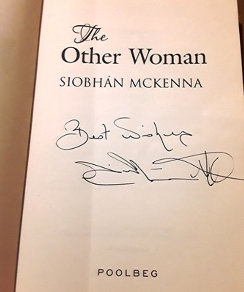 Siobhan Mckenna / The Other Woman (Signed by the Author) (Large Paperback)