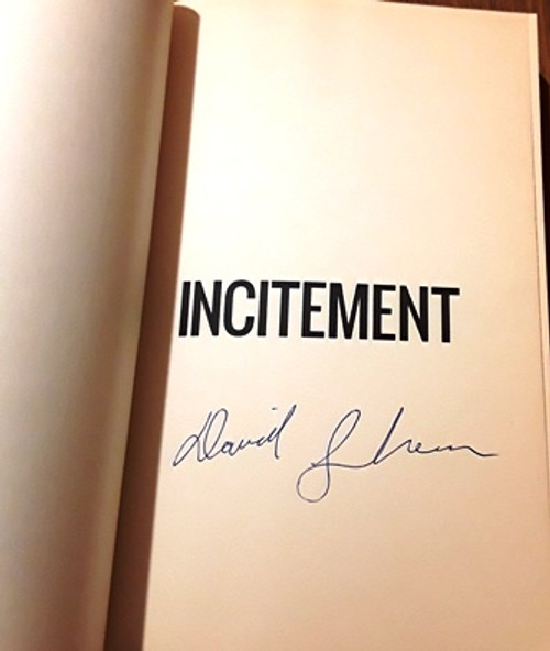 David Graham / Incitement (Signed by the Author) (Paperback)