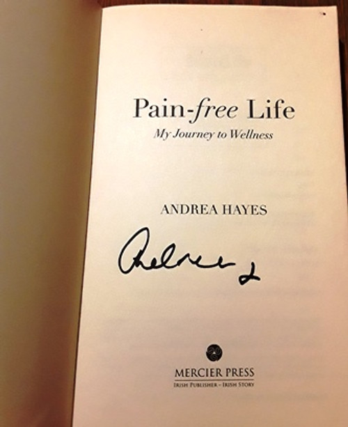 Andrea Hayes / Pain-Free Life (Signed by the Author) (Paperback)