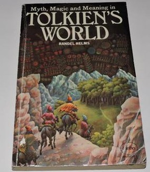 Helms, Randel - Tolkien's World - PB 1974 - Literary Criticism & Lord of the Rings