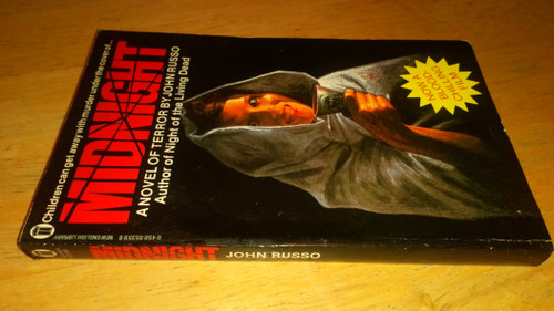 Russo, John - Midnight : A Novel of Terror - NEL PB 1983 - ( Backwoods Massacre )