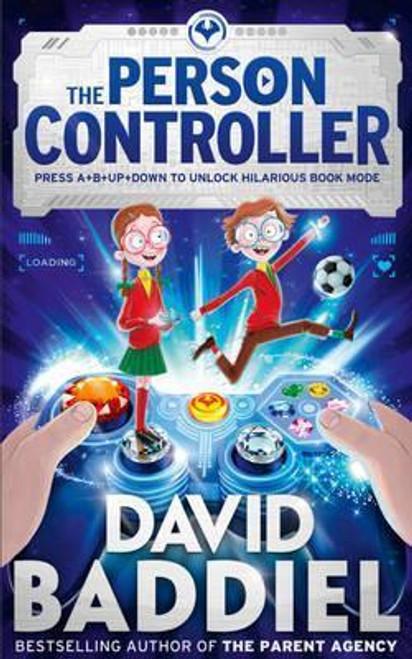 Baddiel, David / The Person Controller