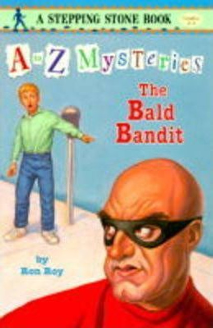 Roy, Ron / Atoz Mysteries : The Bald Bandit