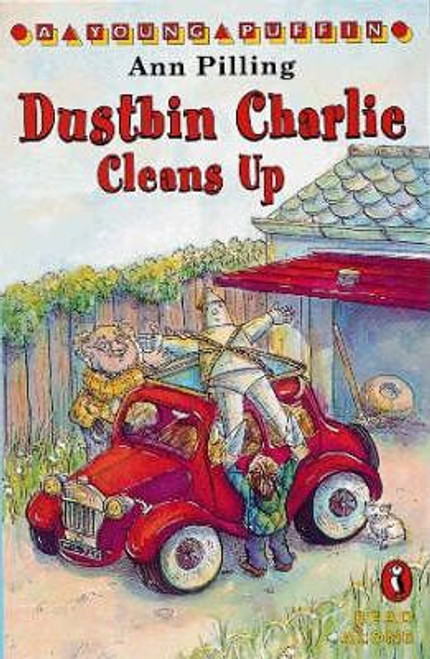 Pilling, Ann / Dustbin Charlie Cleans up