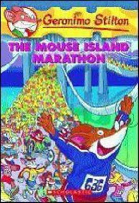 Geronimo Stilton: #30 Mouse Island Marathon