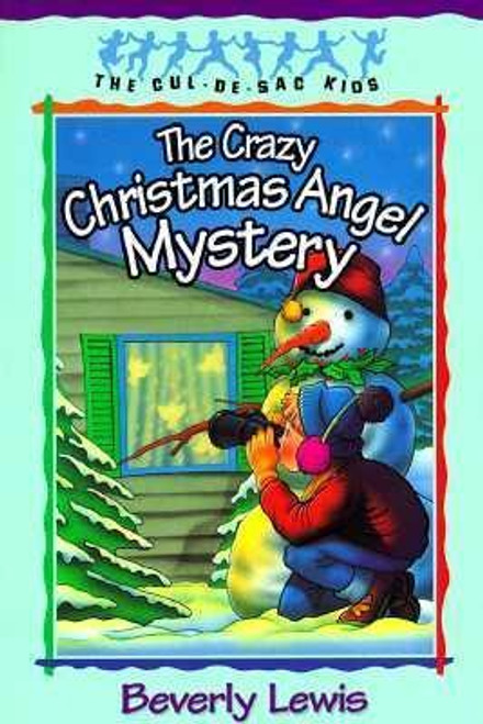 Lewis, Beverly / The Crazy Christmas Angel Mystery