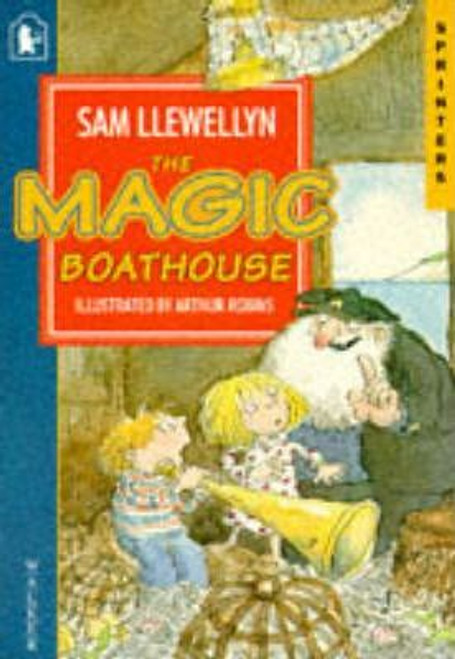 Llewellyn, Sam / Magic Boathouse