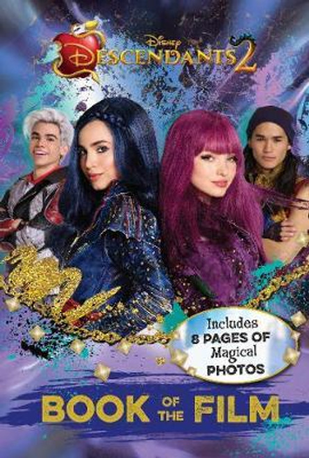 Disney: Descendants 2 Book of the Film