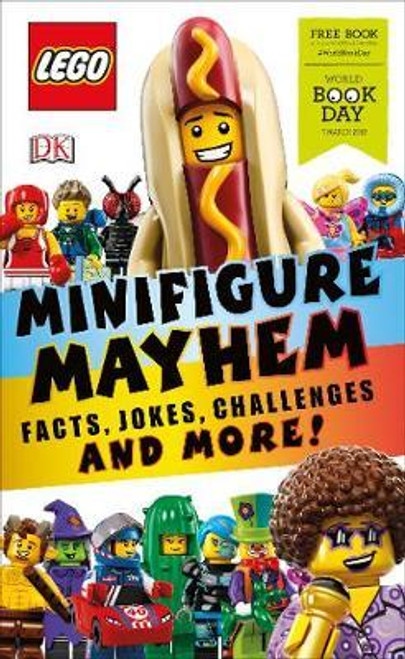 LEGO Minifigure Mayhem (World Book Day 2019)