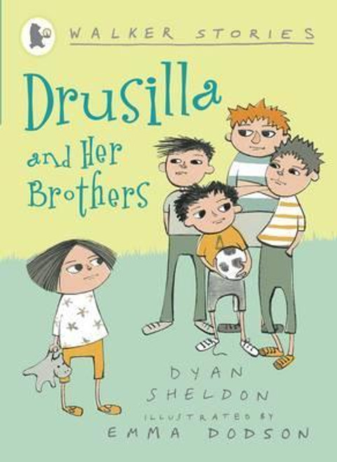 Sheldon, Dyan / Drusilla and Her Brothers