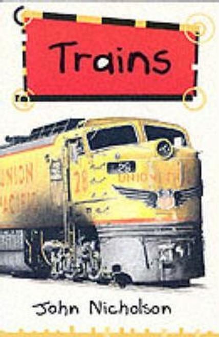 Nicholson, John / Solo Transport: Trains