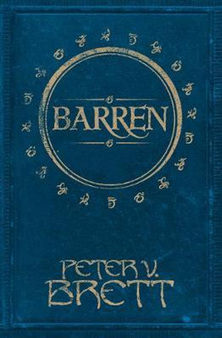 Brett, Peter V. - Barren HB 2018 - A Demon Cycle Novella - BRAND NEW