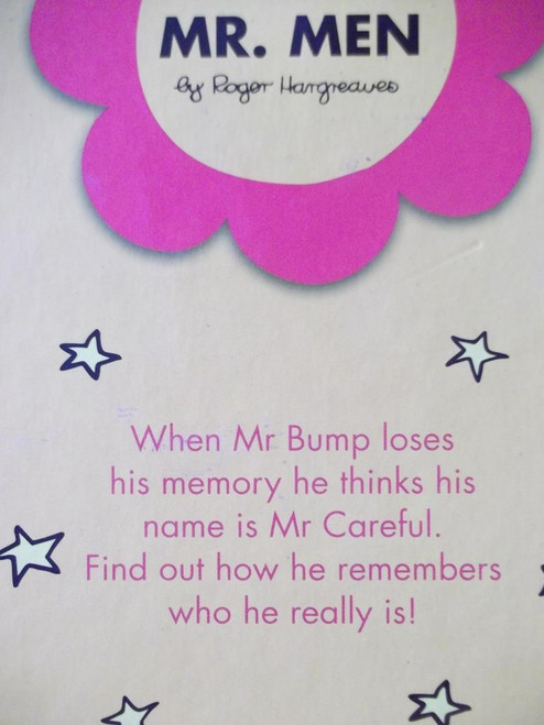 Mr Men and Little Miss, Mr Bump Loses His Memory