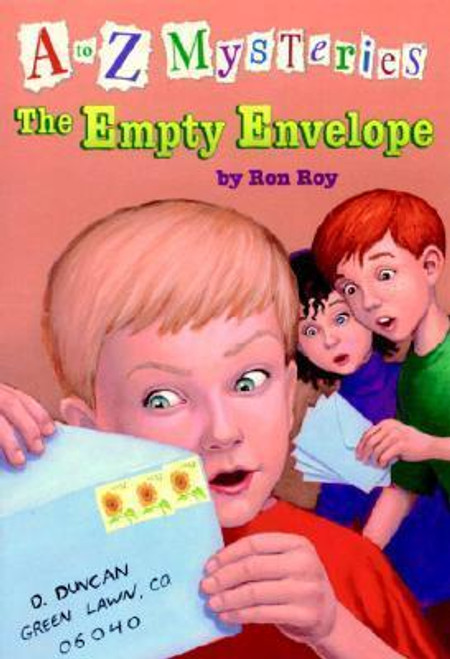 Roy, Ron / Atoz Mysteries : The Empty Envelop