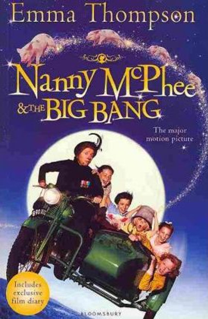 Thompson, Emma / Nanny McPhee and the Big Bang