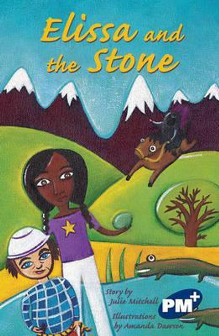 Mitchell, Julie / Elissa and the Stone