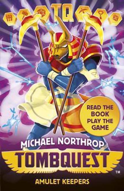 Northrop, Michael / Amulet Keepers