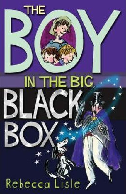 Lisle, Rebecca / The Boy in the Big Black Box