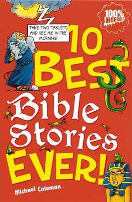 Coleman, Michael / 10 Best Ever Bible Stories