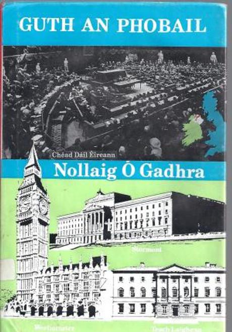 Ó Gadhra, Nollaig - Guth an Phobail HB - Polataíocht -  As Gaeilge 1984 - SÍNITHE AG AN ÚDAR