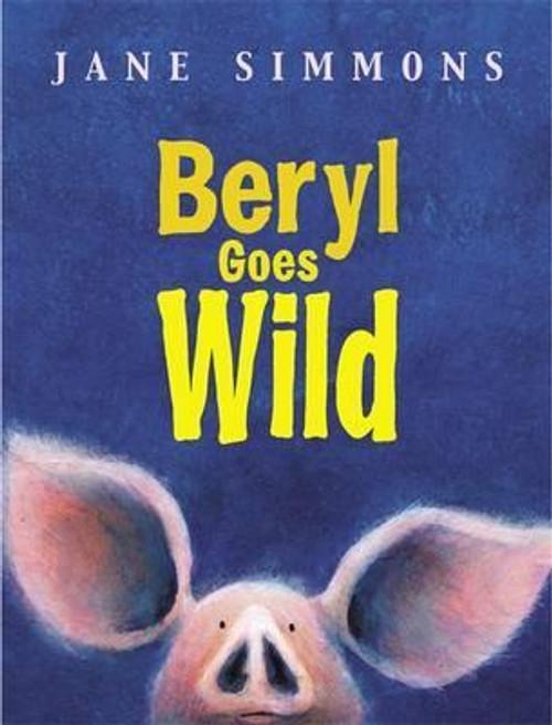 Simmons, Jane / Beryl Goes Wild