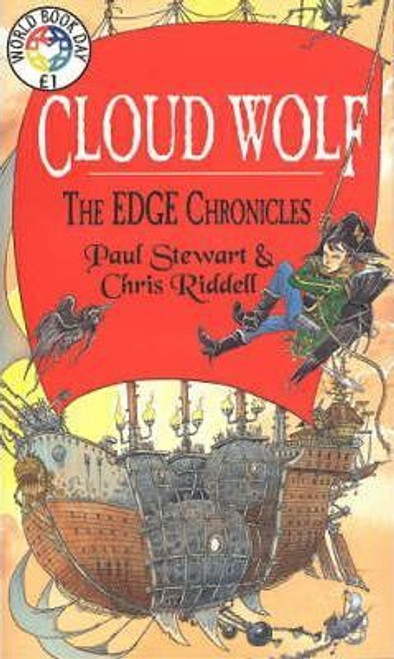Stewart, Paul / Cloud Wolf
