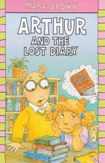 Brown, Marc / Arthur and the Lost Diary