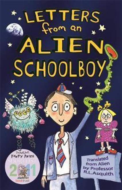Asquith, Ros / Letters From an Alien Schoolboy