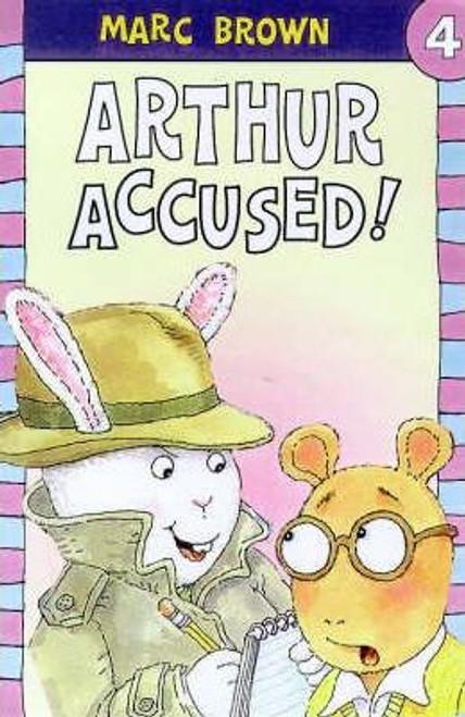 Brown, Marc / Arthur Accused!
