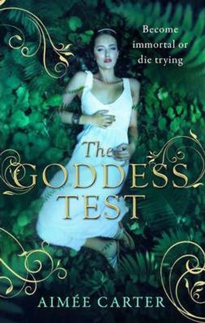 Carter, Aimee / The Goddess Test