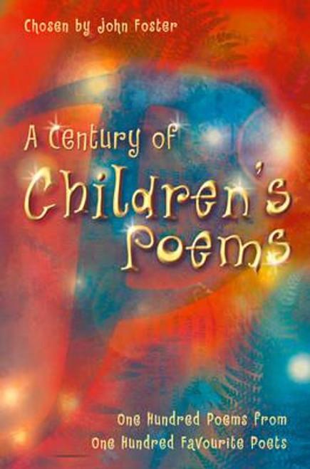 Foster, John / A Century of Children's Poems