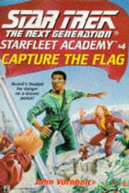 Vornholt, John / Capture the Flag