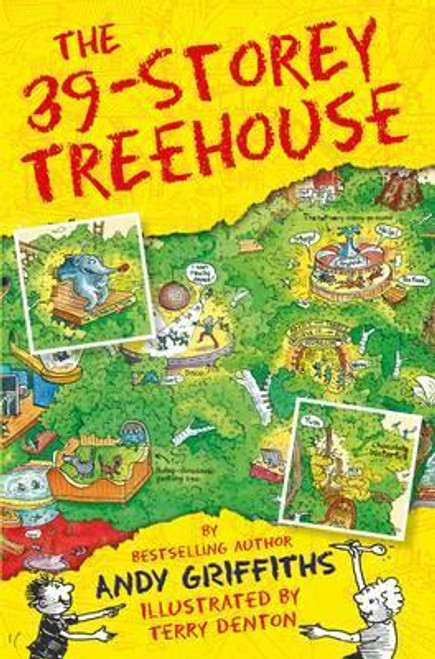 Griffiths, Andy / The 39-Storey Treehouse