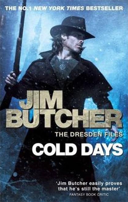 Butcher, Jim / Cold Days