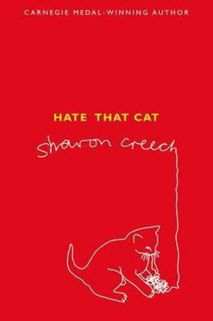 Creech, Sharon / Hate That Cat