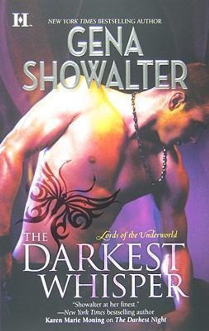 Showalter, Gina / The Darkest Whisper