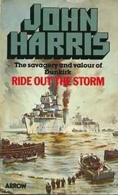 Harris, John / Ride Out the Storm
