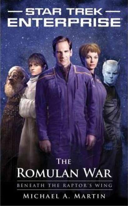 martin, Michael A. / The Romulan War: Beneath the Raptor's Wing
