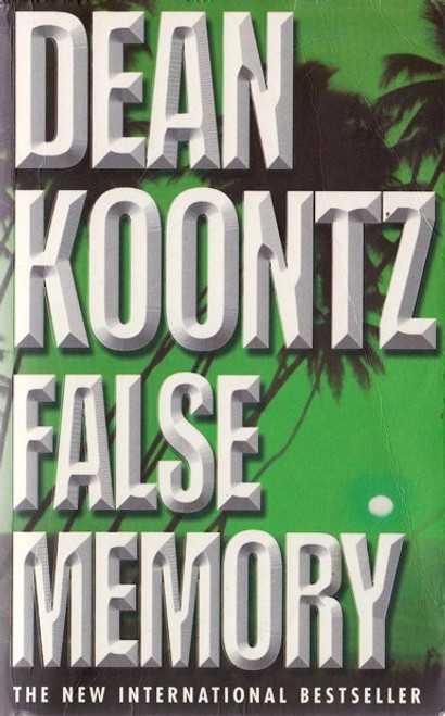 Koontz, Dean / False Memory